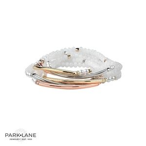 Park Lane Nilla Bracelet Metals Glass Pearls